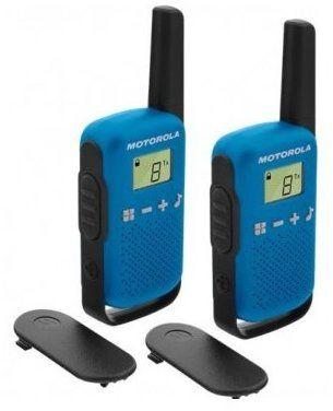 Radiotelefon MOTOROLA Talkabout T42 Niebieski DARMOWY TRANSPORT!