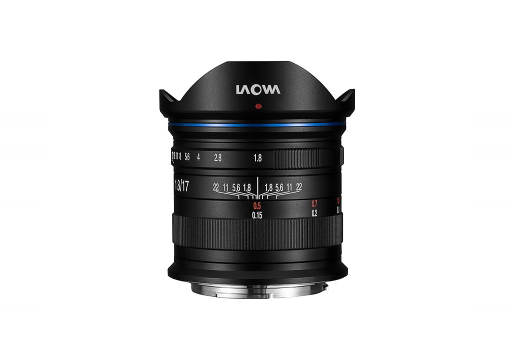 Laowa Venus Optics C-Dreamer 17mm f/1.8 - obiektyw stałoogniskowy do Micro 4/3 Laowa Venus Optics C-Dreamer 17mm f/1.8