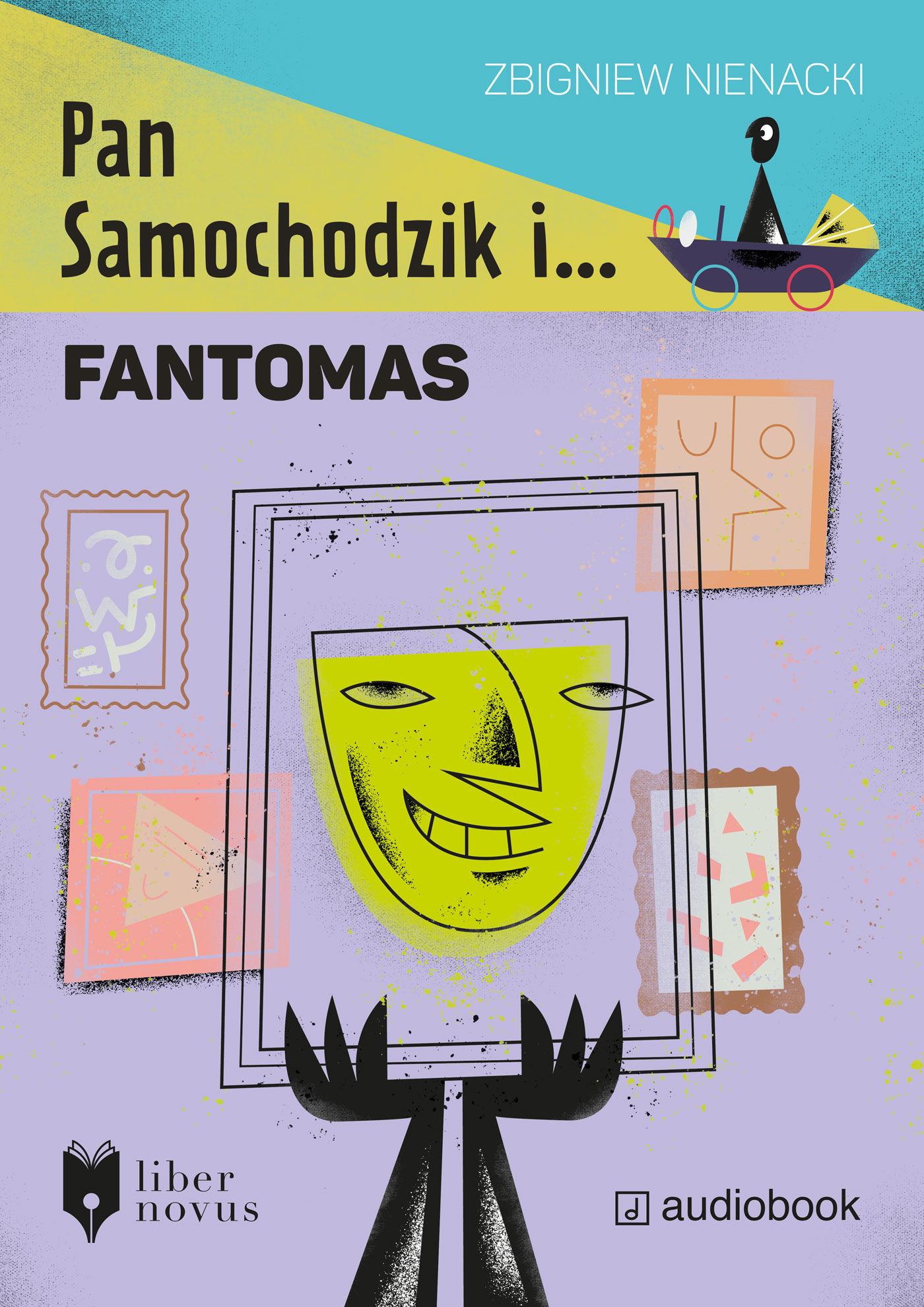 Pan Samochodzik i Fantomas - Zbigniew Nienacki - audiobook