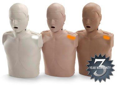 FANTOM PRESTAN, TORS DZIECKA, CPR-AED dziecko 7 lat