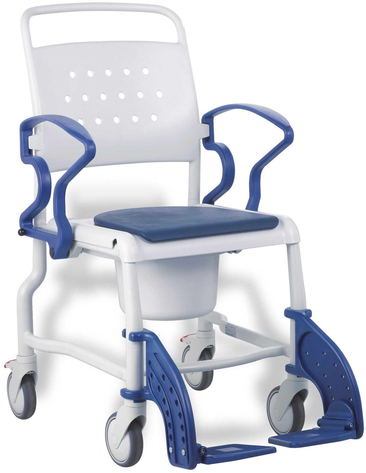 Wózek toaletowo-prysznicowy Rebotec Bonn 4B