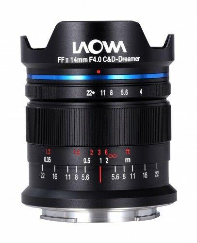 Obiektyw Venus Optics Laowa 14 mm f/4,0 FF RL Zero-D do Sony E