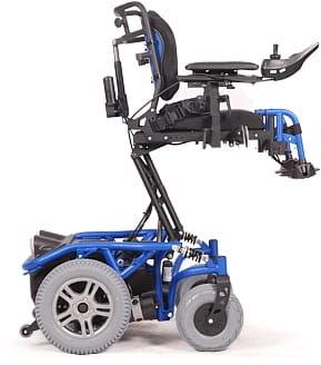 Wózek inwalidzki elektryczny SPRINGER Lift 6km/h