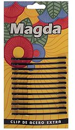 Ryż CLIPS MAGDA L R/1106 czarny DNA, standard