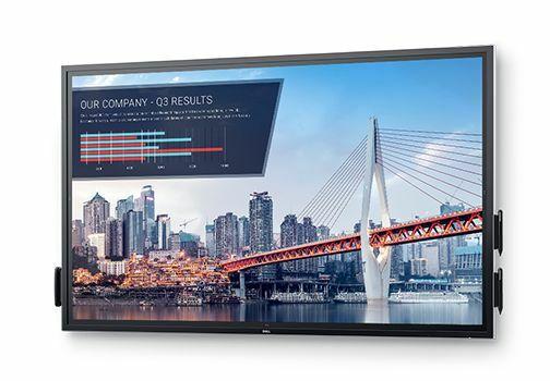 Monitor Dotykowy 4K Dell C7520QT + UCHWYT i KABEL HDMI GRATIS !!! MOŻLIWOŚĆ NEGOCJACJI  Odbiór Salon WA-WA lub Kurier 24H. Zadzwoń i Zamów: 888-111-321 !!!