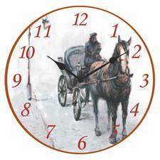 Zegar naścienny MDF #804
