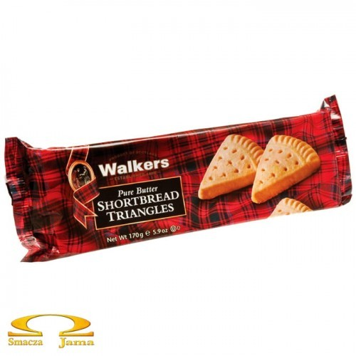 Ciastka Walkers Shortbread Triangles 170g
