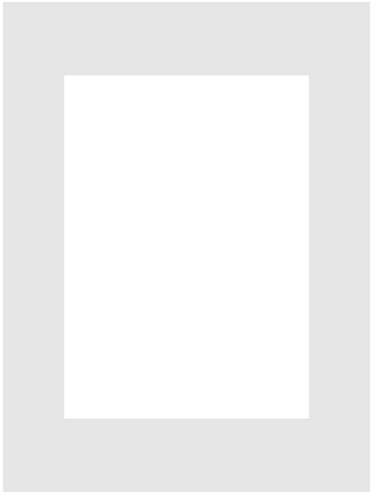 Passe-partout 148 białe 30 x 40 cm
