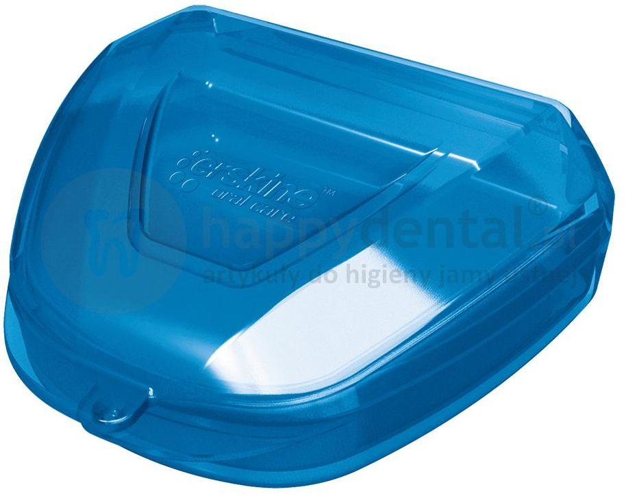 PIKSTERS Case BOX pudełko na aparat ortodontyczny, protezę, retainer - WYBÓR KOLORÓW