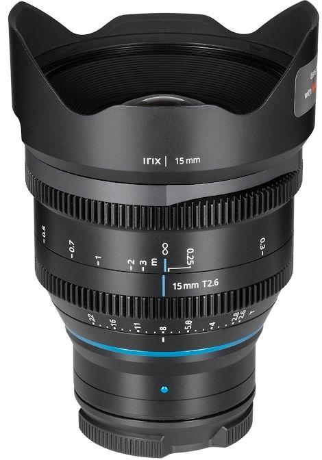 Obiektyw Irix Cine 15mm T2.6 do L-mount Metric