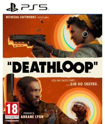 Gra PS5 Deathloop. > DARMOWA DOSTAWA ODBIÓR W 29 MIN DOGODNE RATY