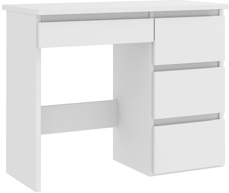 Biurko BANDI 2 biały mat  Kupuj w Sprawdzonych sklepach