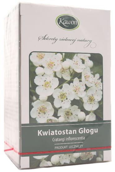 Kwiatostan głogu - Kawon - 30 torebek
