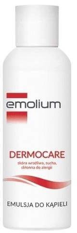 Emolium Dermocare emulsja do kąpieli 750 ml