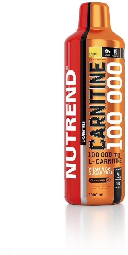 Carnitine 100 000 pomarańcz 1000ml