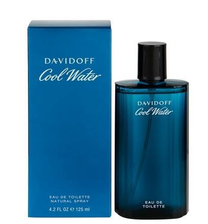 Davidoff Cool Water For Men woda toaletowa - 125ml Do każdego zamówienia upominek gratis.