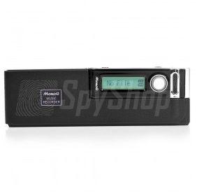 Dyktafon cyfrowy Esonic MemoQ MR-740