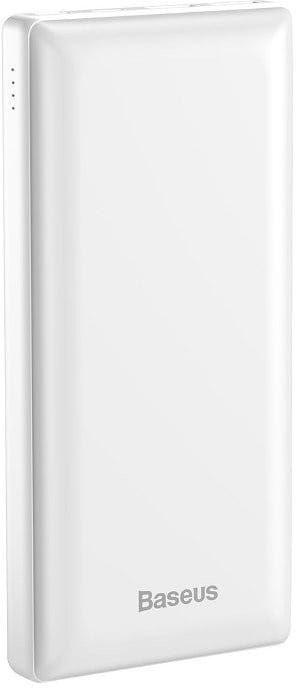 Powerbank Baseus Mini JA 30000mAh 2x USB 3A (biały)