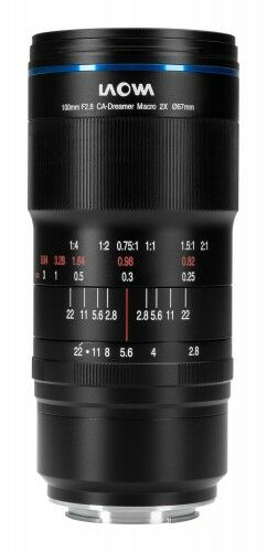 Obiektyw Venus Optics Laowa CA-Dreamer 100 mm f/2,8 Macro 2:1 do Pentax K