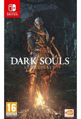 Gra Nintendo Switch Dark Souls: Remastered.Kup taniej o 50 zł dołączając do Klubu.