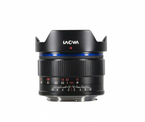 Laowa C&D-Dreamer 10mm f/2,0 Zero-D do Micro 4/3
