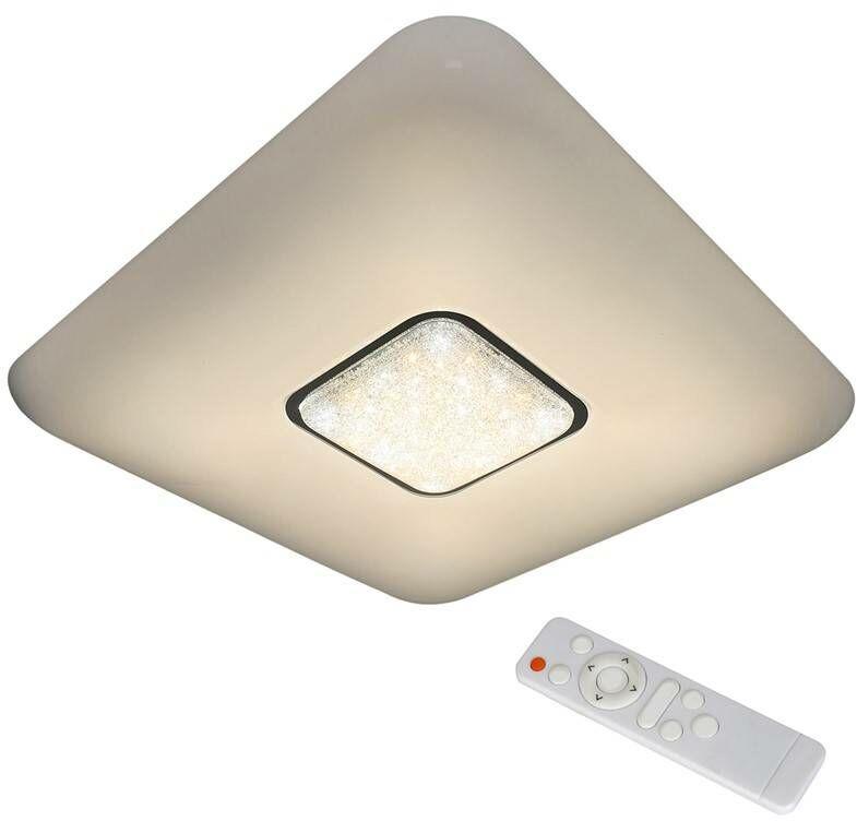 Plafon YAX 24W LED Ściemnialny+ Pilot