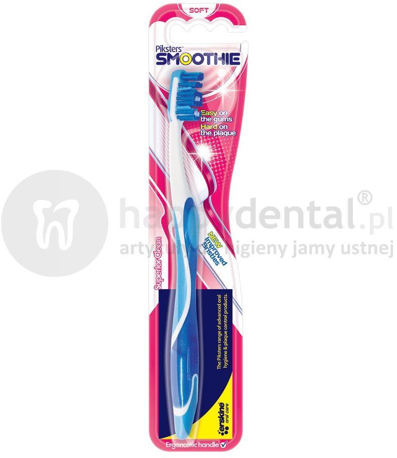 PIKSTERS Smoothie szczoteczka do zębów doczyszczająca przestrzenie międzyzębowe (E0919)