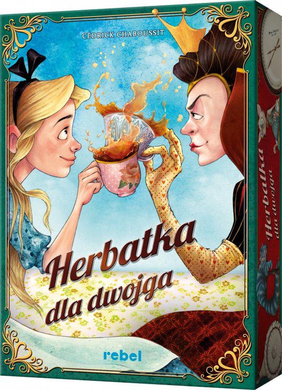 Herbatka dla dwojga ZAKŁADKA DO KSIĄŻEK GRATIS DO KAŻDEGO ZAMÓWIENIA