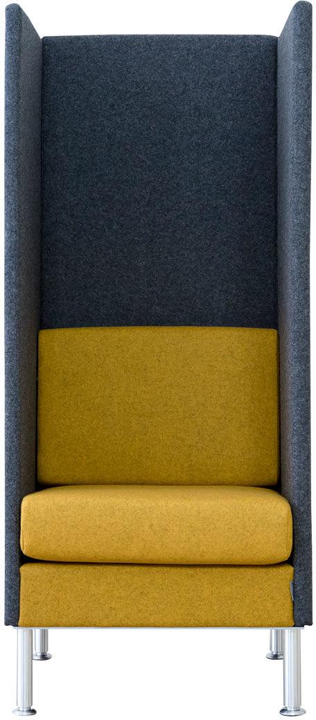 L.KLEIBER Fotel jednoosobowy PLATINIUM R31 HB