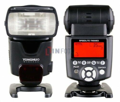 Lampa błyskowa Yongnuo YN500EX do Canon