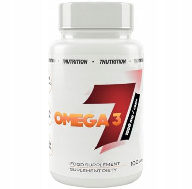 7 Nutrition omega 3 65% 1000mg 100softgel