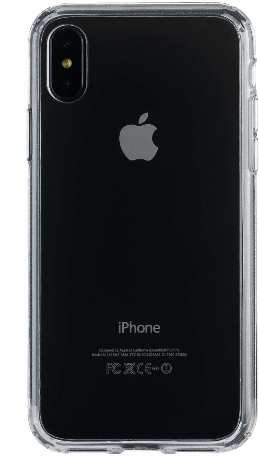 Tucano UNO TPU Case do iPhone XS Max, przezroczyste