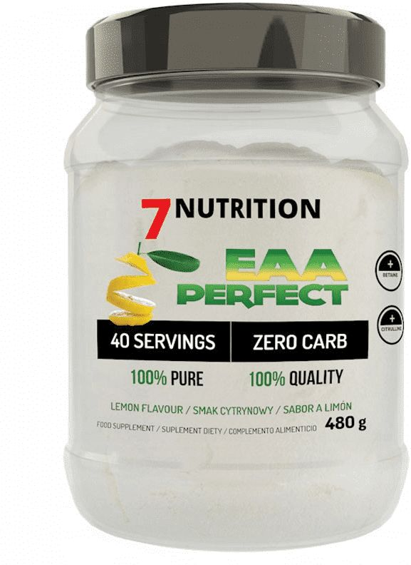 7 Nutrition EAA Perfect 480g