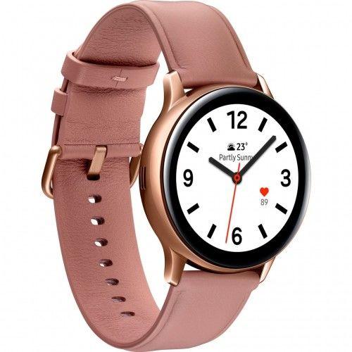 Samsung Samsung Galaxy Watch Active 2 LTE R835 Edelstahl 40mm gold