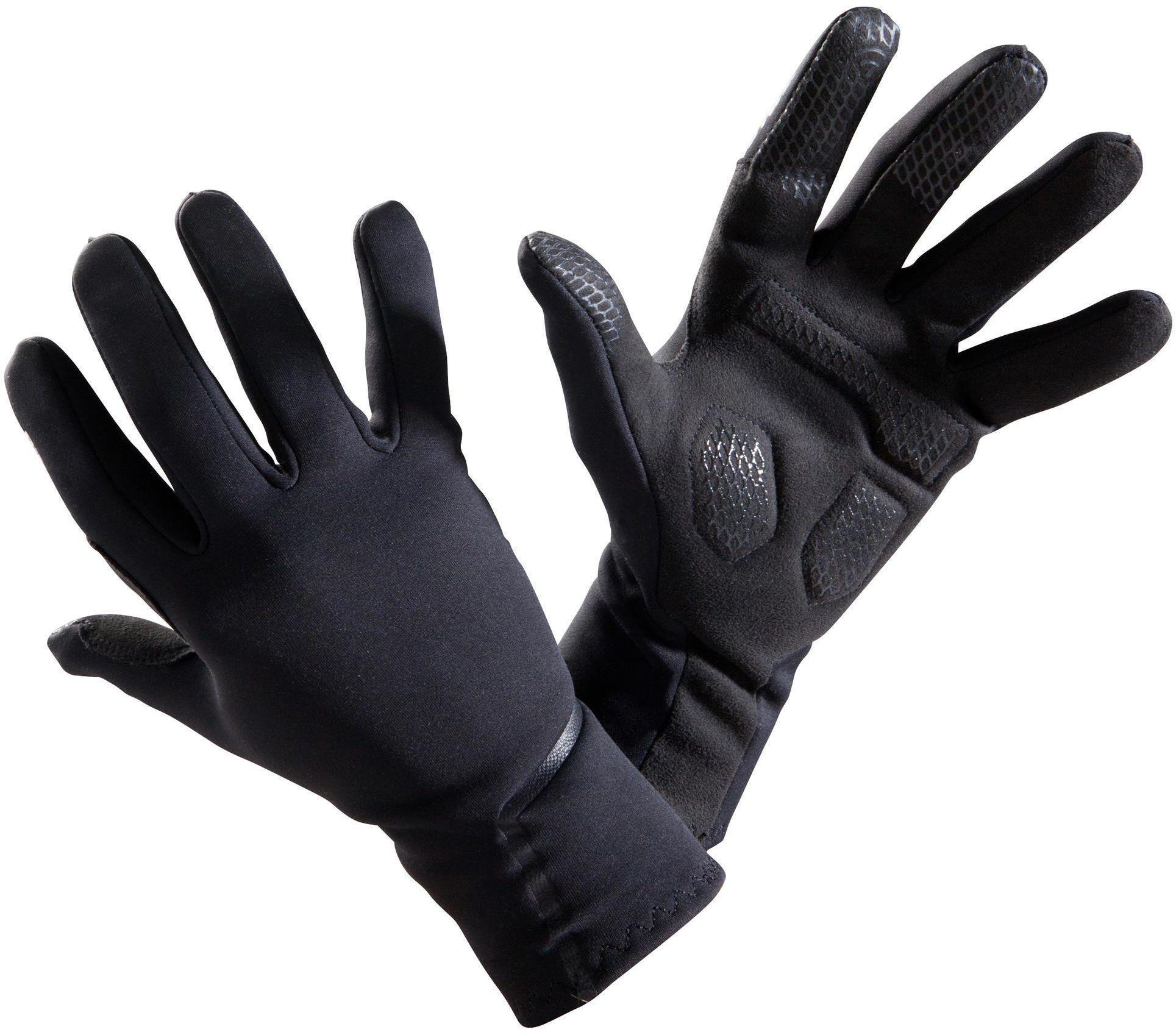Rękawiczki Na Rower 500 Jesienne