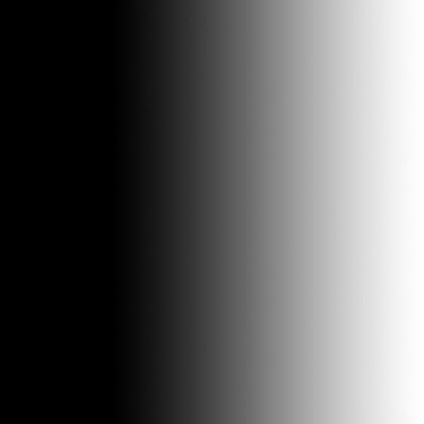 Tło PVC cieniowane czarne/białe Colorama Colorgrad LL COGRAD301