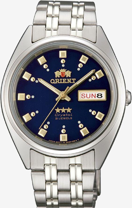 Zegarek męski Orient 3 Star Automatic FAB00009D9