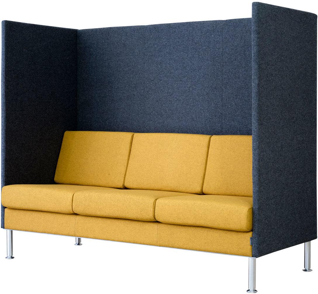 L.KLEIBER Sofa trzyosobowa PLATINIUM R33 HB