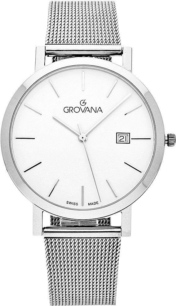 Zegarek Grovana 1230.1133 - CENA DO NEGOCJACJI - DOSTAWA DHL GRATIS, KUPUJ BEZ RYZYKA - 100 dni na zwrot, możliwość wygrawerowania dowolnego tekstu.