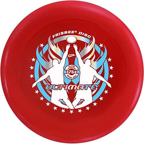 """Wham O oryginalny Frisbee """"Ultimate"""" (wybór kolorów nie jest możliwy i motywy mogą się różnić), 175 g"""
