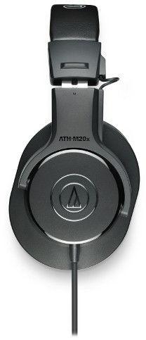 Audio-Technica ATH-M20X black +9 sklepów - przyjdź przetestuj lub zamów online+