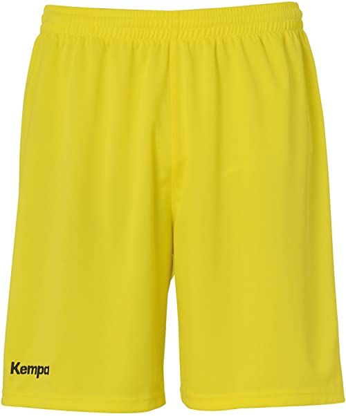 Kempa Spodnie dla dorosłych Classic Shorts, żółte, limonkowo-żółte, M