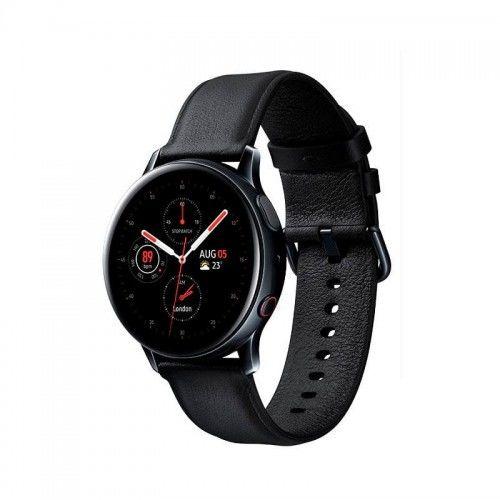Samsung Samsung Galaxy Watch Active2 Stainless Steel 40mm, schwarz