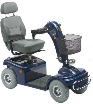 Skuter inwalidzki elektryczny SATURNUS 4