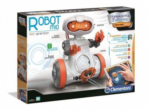 Clementoni - Robot Mio Nowa Generacja 50632