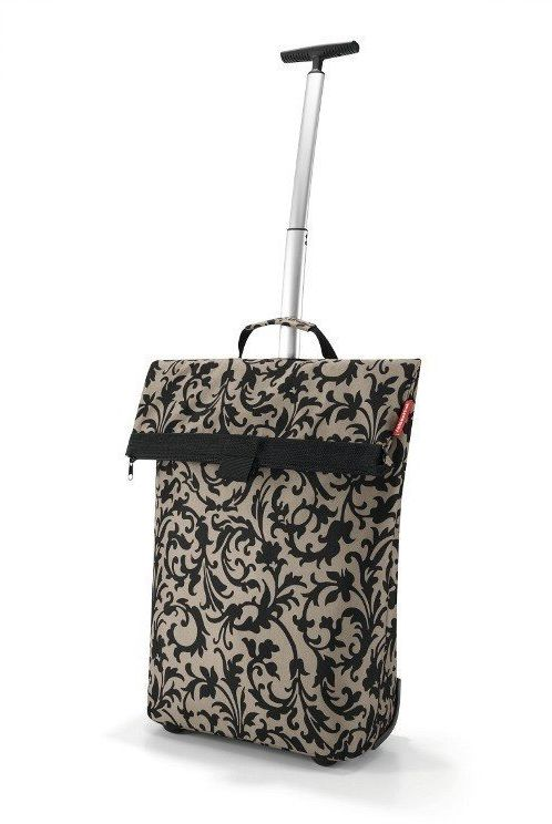 Reisenthel - wózek na zakupy trolley m - baroque taupe