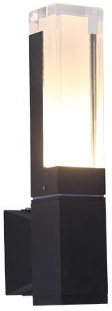 Alberta Wall - kinkiet - lampa elewacyjna LED