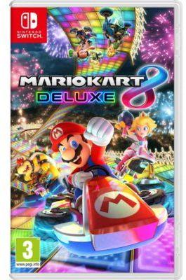 Gra Nintendo Switch Mario Kart 8 Deluxe. Kup taniej o 40 zł dołączając do Klubu