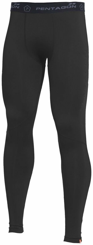 Spodnie termoaktywne Pentagon Kissavos 2.0, Black (K11004-2.0-01)