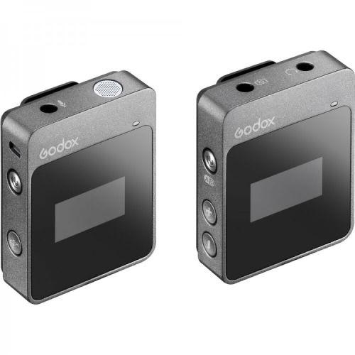 Godox Movelink M1 2.4GHz - bezprzewodowy system audio (TX+RX)